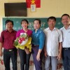 Chia tay cô Nguyễn Thị Tuyết Anh chuyển công tác về đơn vị mới